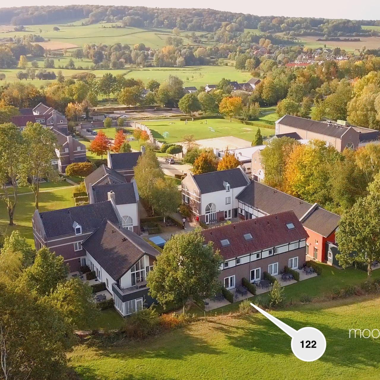 Mechelerhof ligging van Bosrank 122