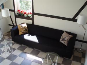 kamer vanaf trap