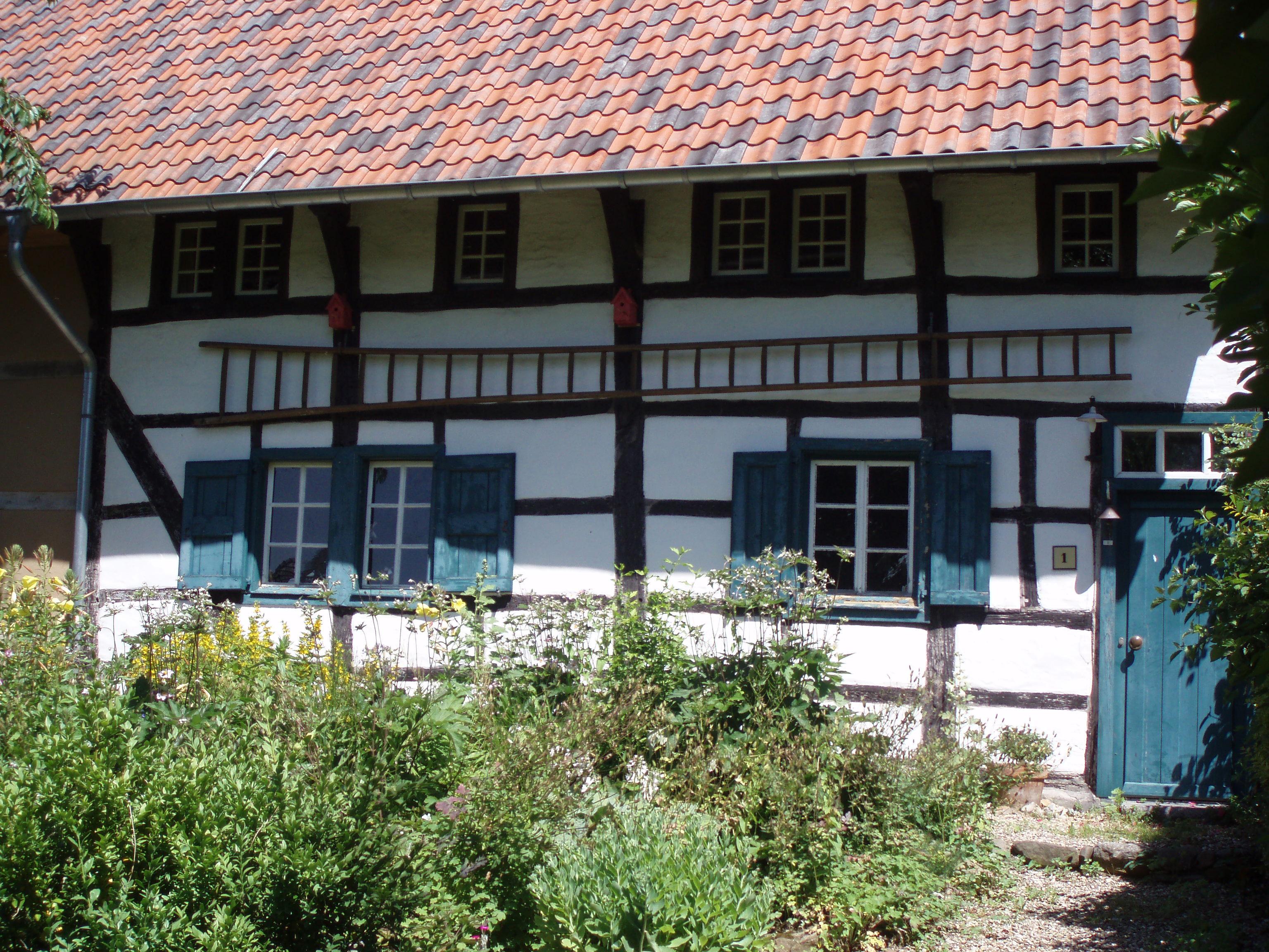 Kleebergerweg vakwerkhuis
