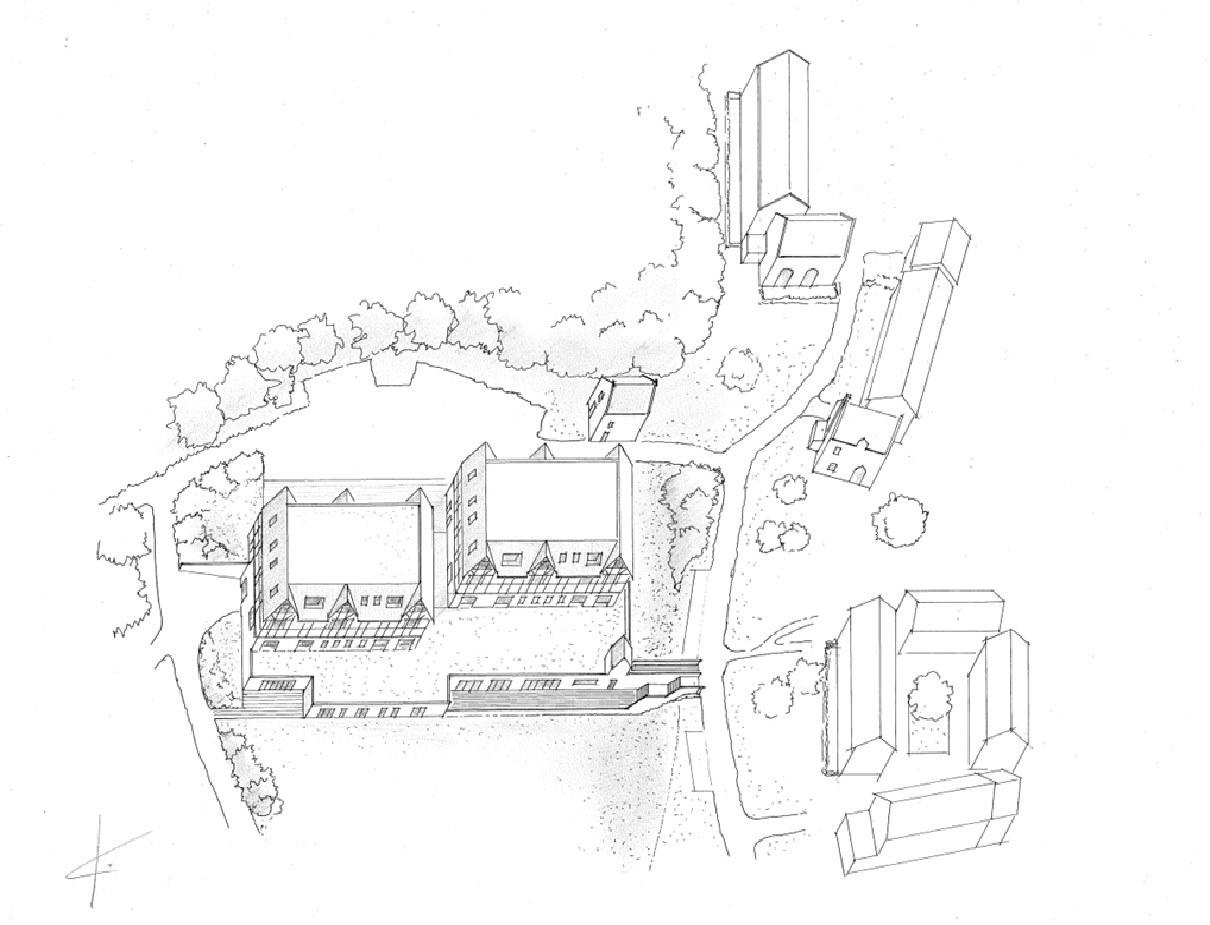 plannen nieuwe appartementengebouwen